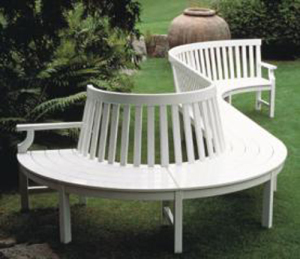 Outdoor-Benches