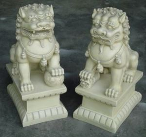 asian foo dogs