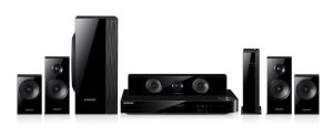 Best Home Theater system - Samsung 5.1 channel 1000-Watt 5 Speaker