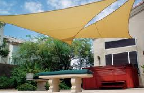 Cheapest Way To Shade Your Patio 4