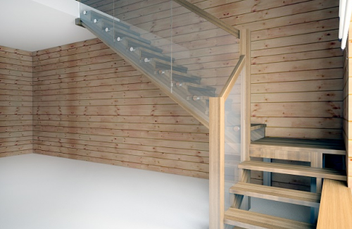 Glass balustrading 1