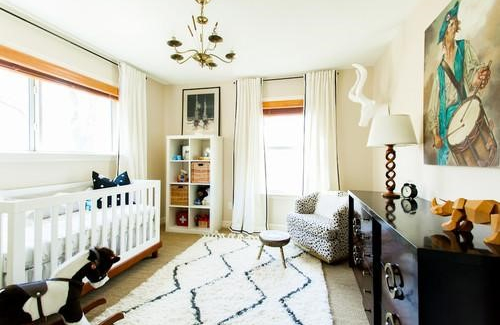 how to layer rugs 5