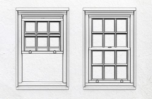 how to care for double hung windows 2