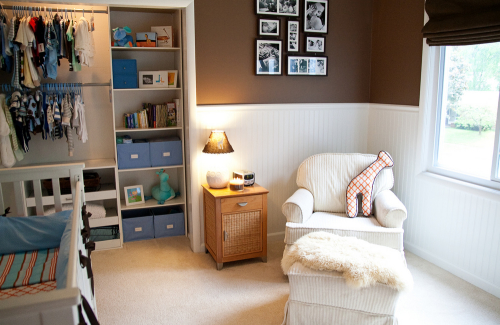 How to decorate the most beautiful nursery1