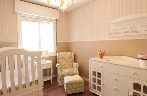 How to decorate the most beautiful nursery2
