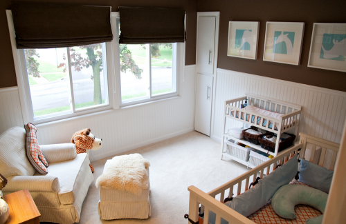 How to decorate the most beautiful nursery3