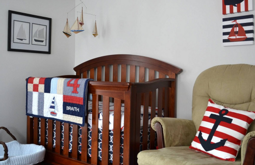 How to decorate the most beautiful nursery4