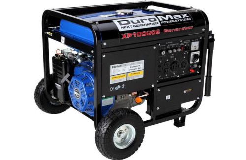 best portable generators for home use - DuroMax XP10000E