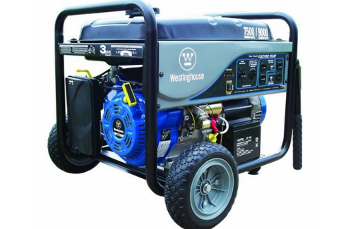 best portable generators for home use - Westinghouse WH7500E Portable Generator