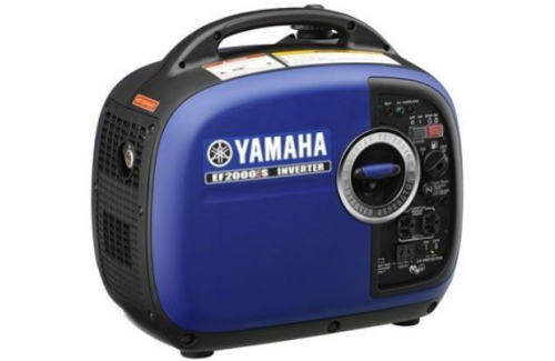 best portable generators for home use - Yamaha EF2000iS