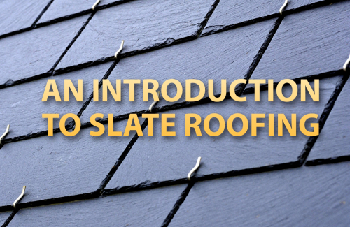 introduction to slate roofing 1