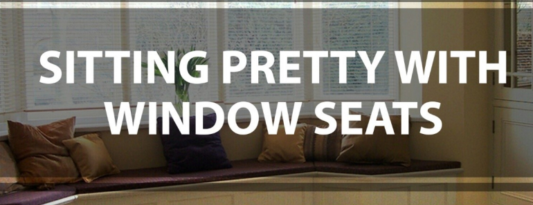 sitting pretty with windows seat