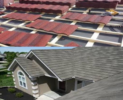 Introduction To Stone Coated Steel Roofing Systems Kravelv