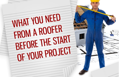 what you need from a roofer 1