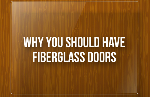 why you should have fiberglass doors 1