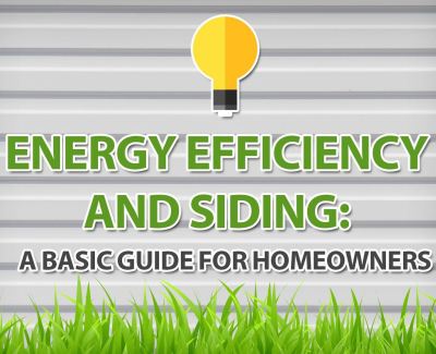 Energy Efficiency and Siding 1