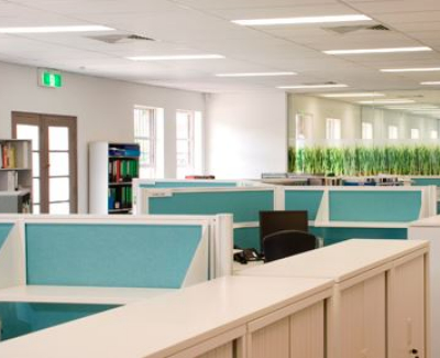 Office fitout 1