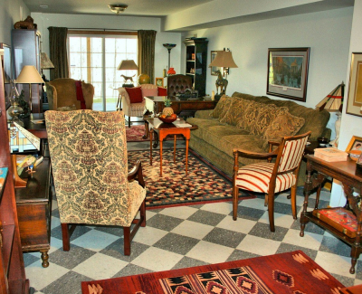 Ways to Maximize your Room Design with Carpets 8