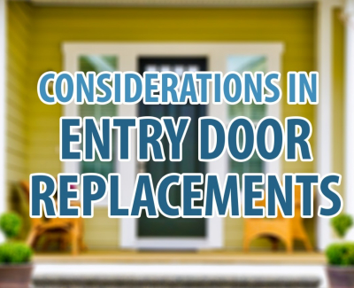 considerations in entry door replacements 1