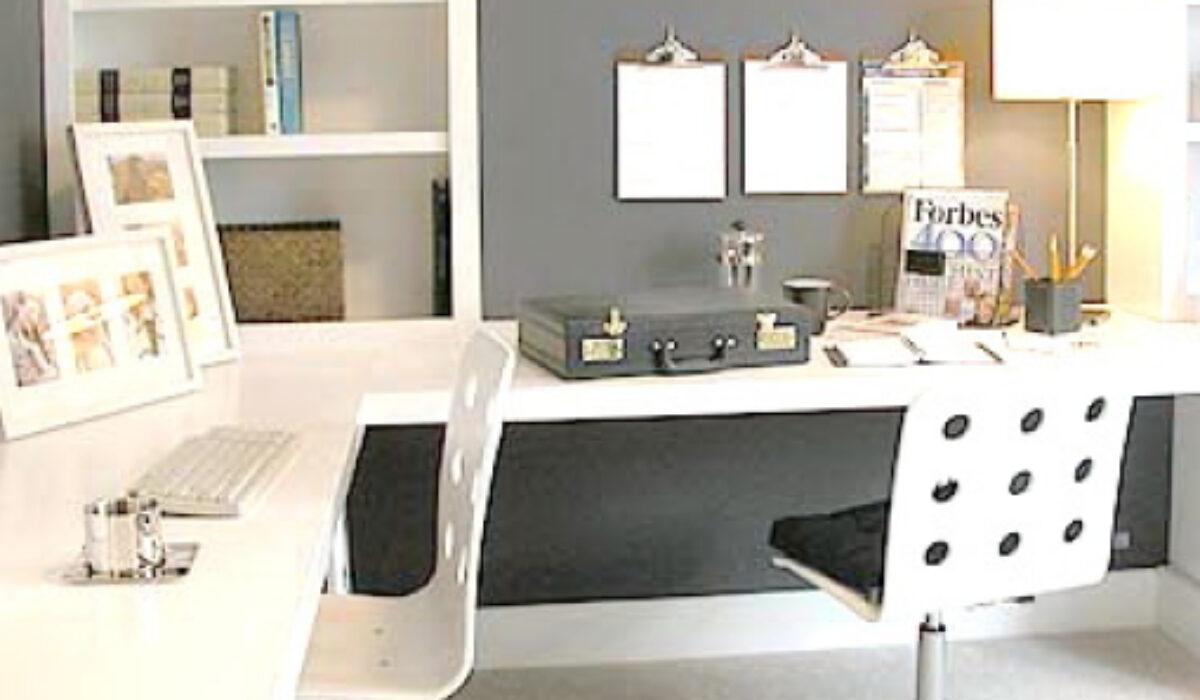 5 Wonderful Home Office Decoration Ideas To Motivate Employees Kravelv