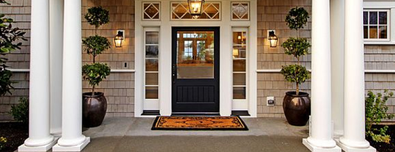 choosing the perfect front door