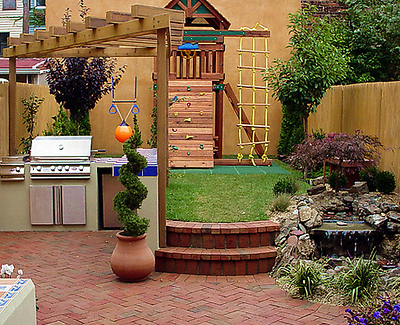 design ideas for small yards 5