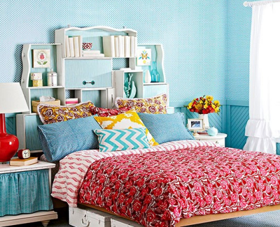 thrifty and Chic Bedroom Ideas 1