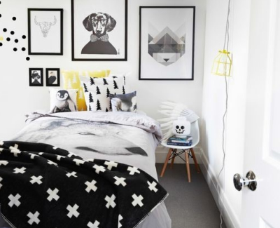 thrifty and Chic Bedroom Ideas 4