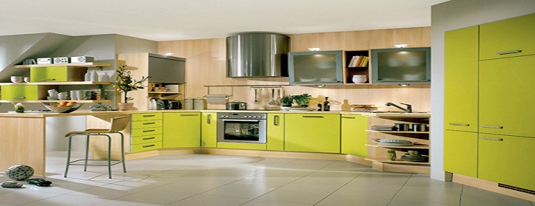 13 Modular Kitchen Design Ideas