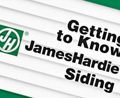 Getting to Know James Hardie Siding 1