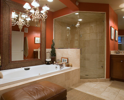 Low Budget Ideas to Redesign Your Bathroom 4