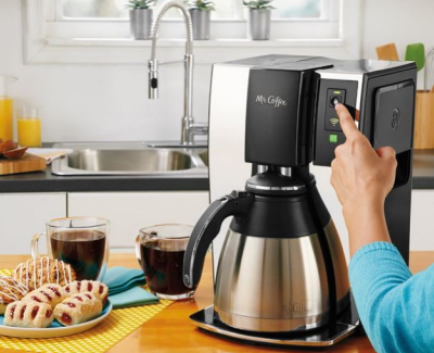 Mr Coffee smart wifi enable wemo