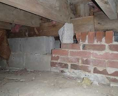 Things You Must Check When Buying An Old House - foundation