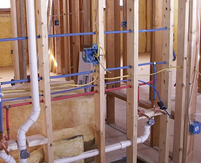 Things You Must Check When Buying An Old House - plumbing and wiring