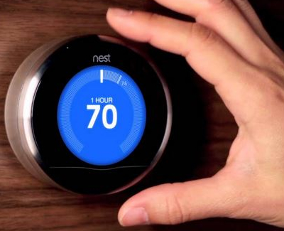 best kitchen gadgets - nest thermostat