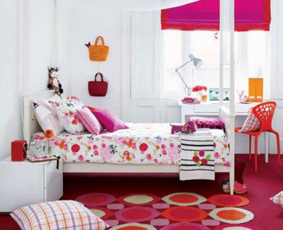 Cute Room Ideas For Teenage Girls 1