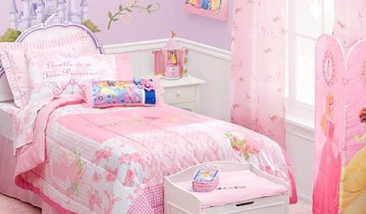 Confessions Of A Diy Addict The Princess Bedroom Makeover Kravelv