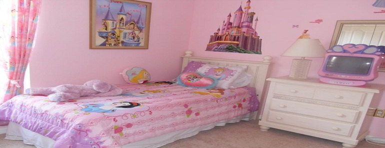 Must-have Elements for a Princess-like Bedroom