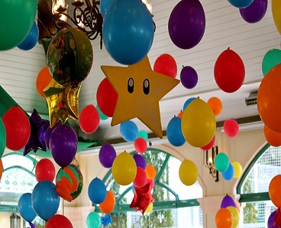 amazing home birthday party decorations2 - Party Decorations At Home