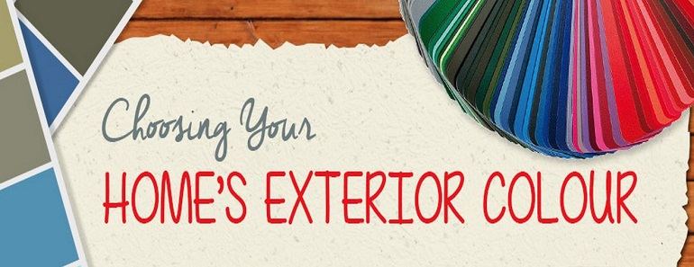 choosing your homes exterior color