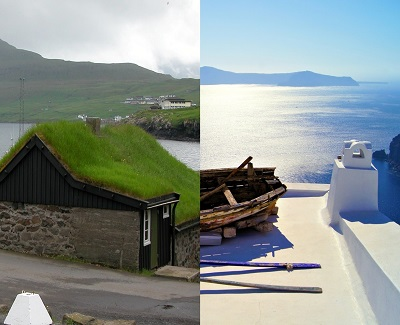Difference Between Cool Roofs And Green Roofs1