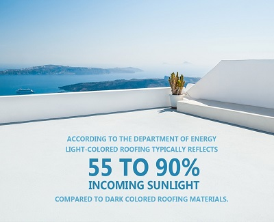 Difference Between Cool Roofs and Green Roofs2