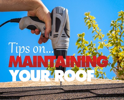 Tips on maintaining your roof