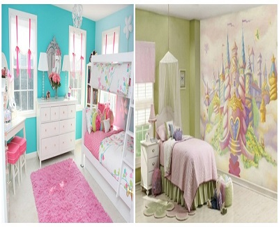 easy tips for decorating kids room1