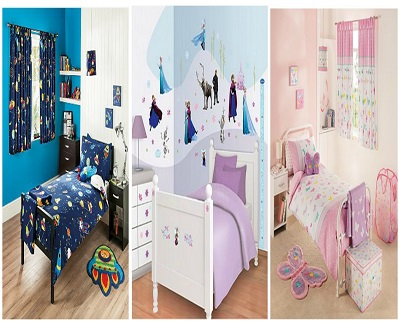 easy tips for decorating kids room2