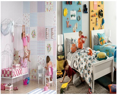 easy tips for decorating kids room3