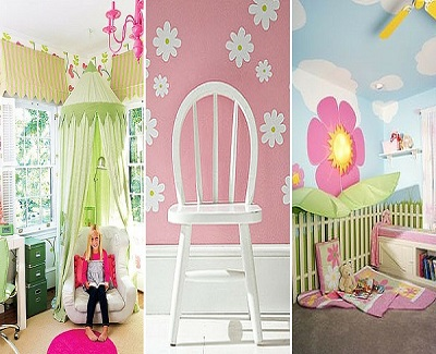 easy tips for decorating kids room4