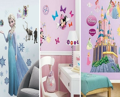 easy tips for decorating kids room5