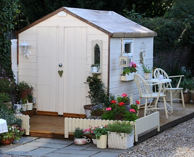 features and utilities of garden sheds1