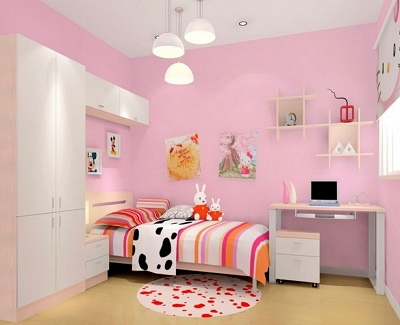 Beau 10 Wall Paint Colors That Affect Your Mood   Pink